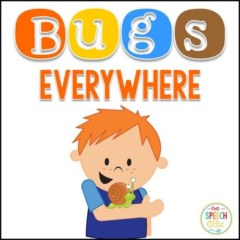 Bugs Everywhere Interactive Book