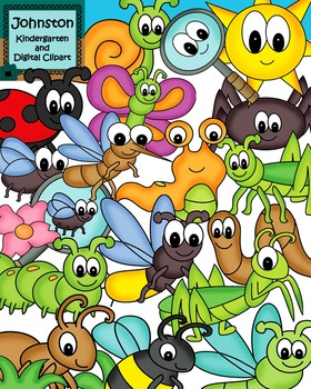 Bugs and Insect Clipart