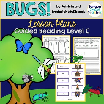 Bugs! by Patricia and Frederick McKissack, Guided Reading