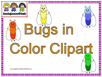 Bugs in Color