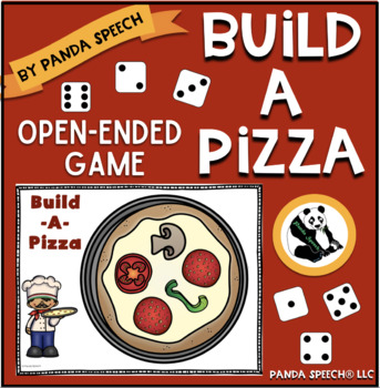 Build-A-Pizza: An Open-Ended Game