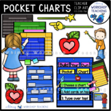 Build A Pocket Chart Clip Art - Whimsy Workshop Teaching