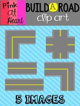 Build A Road Clip Art