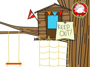 Build A Treehouse (Personal & Commercial Use)