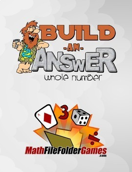 Build An Answer: Addition, Subtraction, Multiplication & D