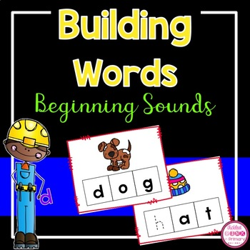 Building Words - Missing Beginning Sounds