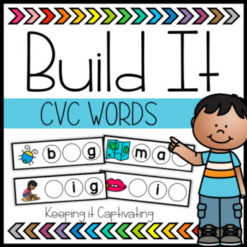 Build It CVC Words