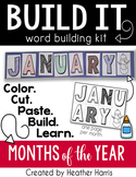 Build It: Months of the Year