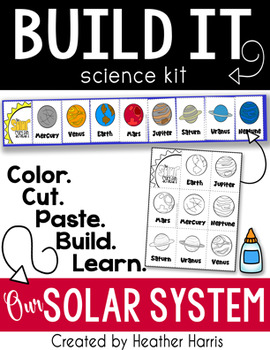 Build It: Our Solar System