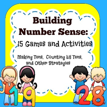 Math Games for Primary