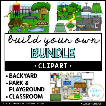 Build Your Own Clip Art Bundle
