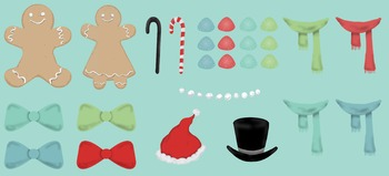 Build Your Own Gingerbread Boy or Girl