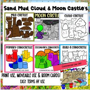 Build Your Own Sand Castle