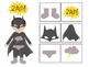 Build Your Own Superhero! An open-ended general reinforcer game