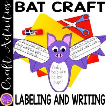 Bat Craft Activity