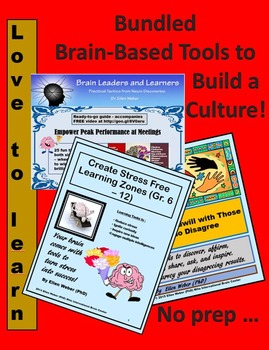 Build a Brain-Based Learning Culture - Bundle