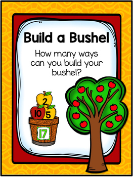 Build a Bushel: Decomposing and Adding Numbers Game