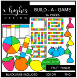 Build-a-Game: Fruit Punch {Graphics for Commercial Use}