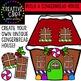 Build a Gingerbread House: Gingerbread Clipart {Creative C