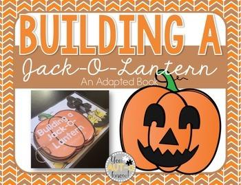 Build a Jack-O-Lantern Adapted Book