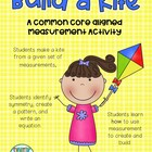 Build a Kite: A Common Core Aligned Measurement Activity