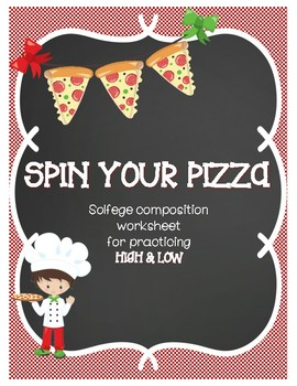 Spin Your Pizza - High & Low