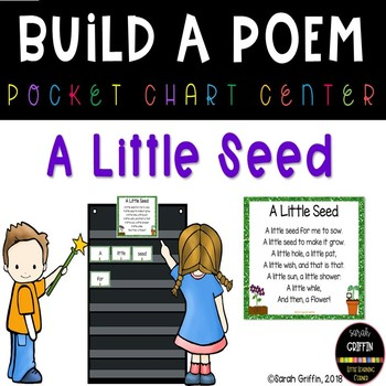 Build a Poem ~ A Little Seed