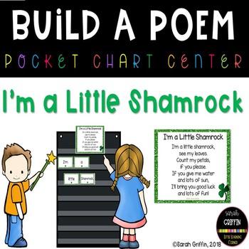 Build a Poem ~ I'm a Little Shamrock