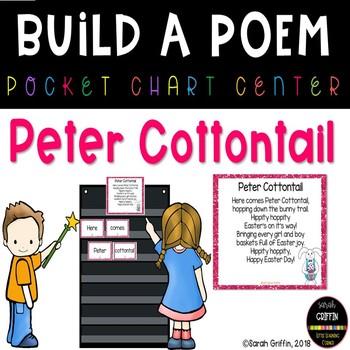 Build a Poem ~ Peter Cottontail
