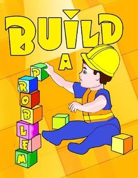 Build a Problem: Addition, Subtraction, Multiplication & D