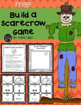 Build a Scarecrow Game