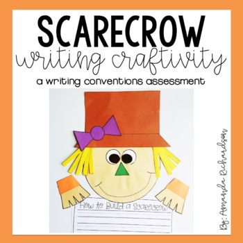Fall Writing Craft: A Writing Conventions Assessment