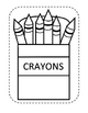 Build a Scene for Articulation and Language: Crayons