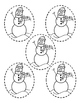 Build a Scene for Articulation and Language: Snowmen
