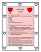 Build a Scene for Articulation and Language: Valentine Hearts