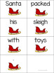 Build a Sentence ~ Christmas