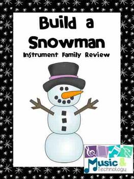 Build a Snowman Instrument Family Review