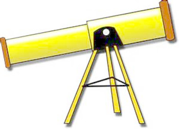 Build a Telescope Lab (Reflection and Refraction)