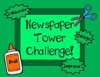 Build a Tower Challenge!