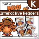 Build a Turkey Interactive Easy Readers