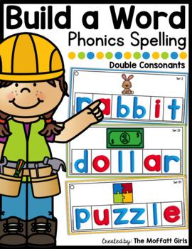 Build a Word (Double Consonants Edition)