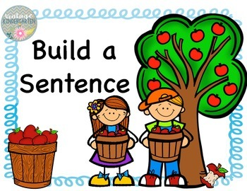 "Build an ""Is"" Sentence"
