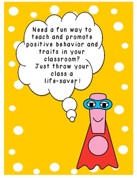 Build life skills and promote positive behavior!