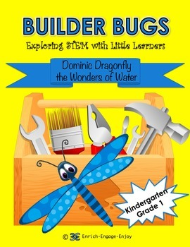 Builder Bugs: Exploring STEM with Little Learners (Water)