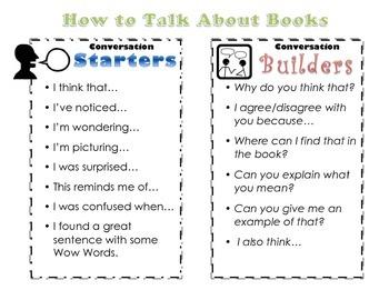 Building Accountable Talk Conversations