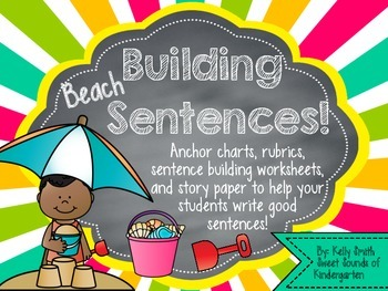 Building Beach Sentences!