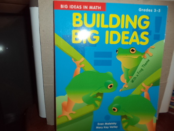 Building Big Ideas ISBN#1-58324-191-4
