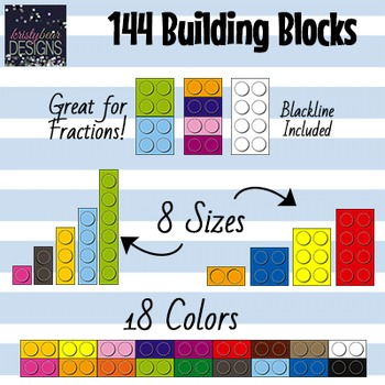 Building Blocks Clipart!