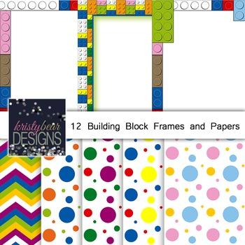 Building Blocks Grab Bag
