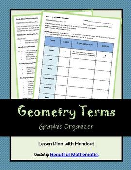 Building Blocks of Geometry